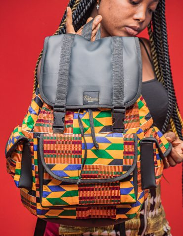 Spaco Bag kente
