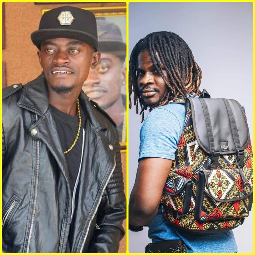 Renowned musician, Lil Win, endorses Backpack Labeled Spaco