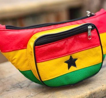 Ghanaba Waist Bag MulticoloredM (
