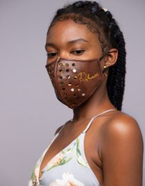 Rafarazzi Nose Mask (Brown)