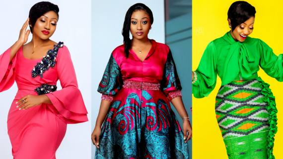 Anita Akuffo Inspires us With African Print Styles For The Holiday