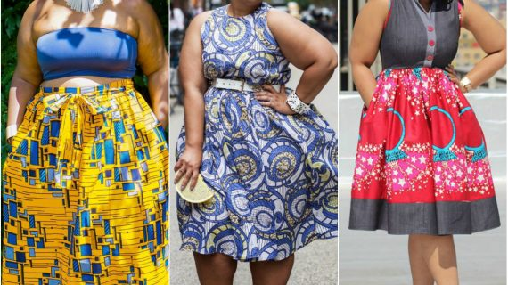 21 African Prints Styles For The Plus Size Woman
