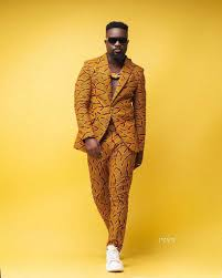 Sarkodie celebrates birthday with stunning photos