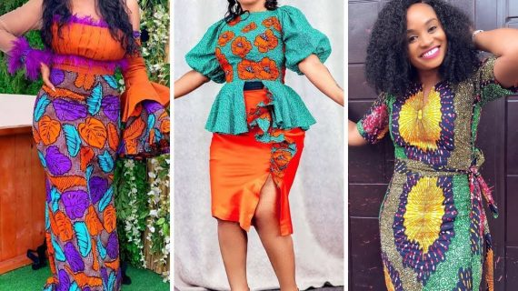 African Print design Ghana: 2020 (photos)