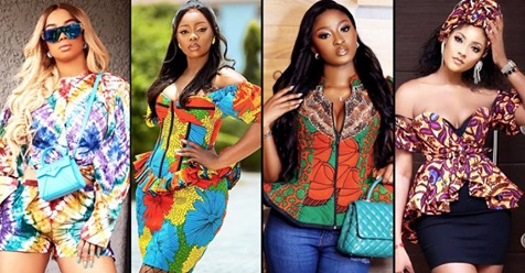 COVID-19 Didn't Stop The African Print Trend, Enjoy These Creative Designs