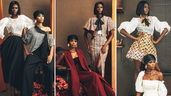 Ghanaian Fashion Label Seraban GH Presents Its Fabulous Collection Titled 'BLOOM'