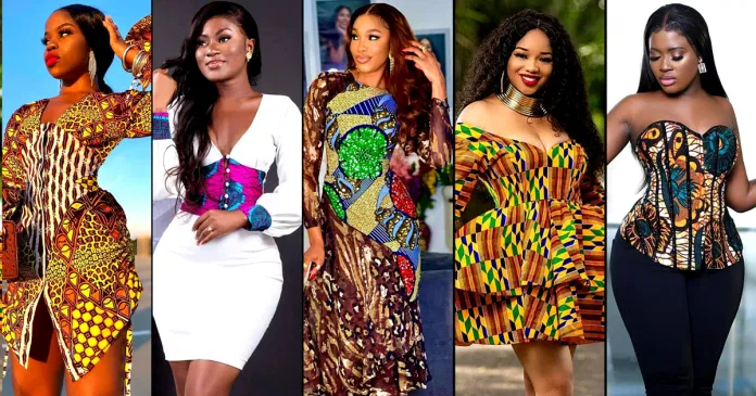 Amazing Ankara Print Looks That Will Light Up Your Life For The Summer